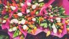 Kate Mell Flowers fresh tulips