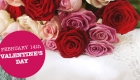 Valentines Day romantic fresh roses by Kate Mell Flowers B