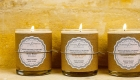 Scented candles from Provence