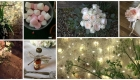 Romantic blush wedding flowers