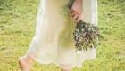 Just picked look wedding flowers