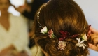 Hair flowers for weddings