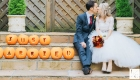 Weddings with pumpkins