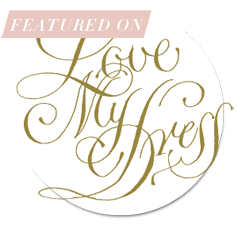 Kate Mell Flowers is featured on Love My Dress