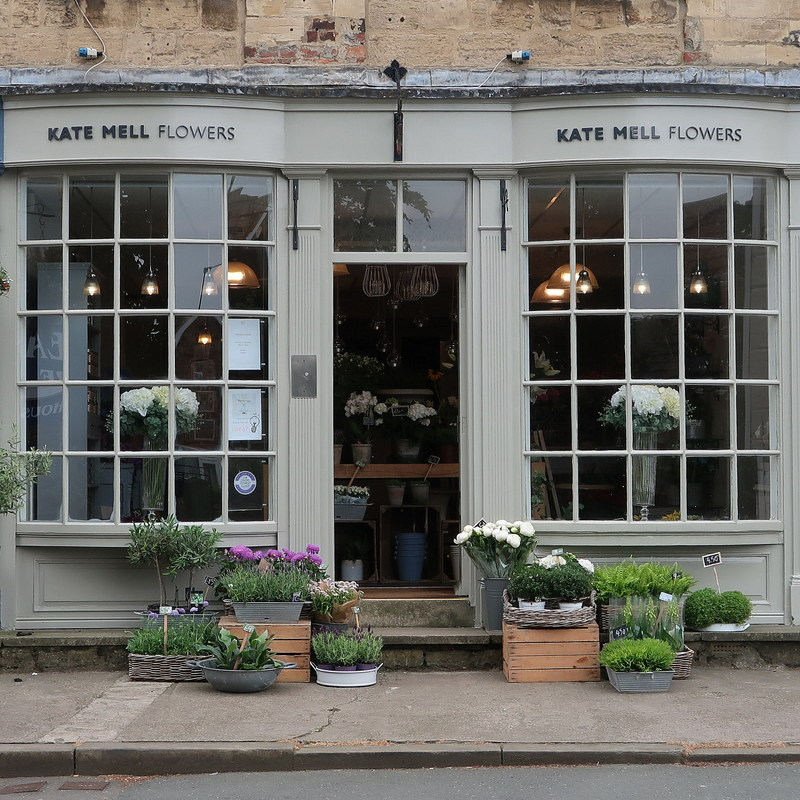 Kate Mell Flowers Boston Spa