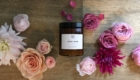 Kate Mell Flowers scented candle