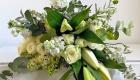 Alabaster & Olive Hand Tied Bouquet