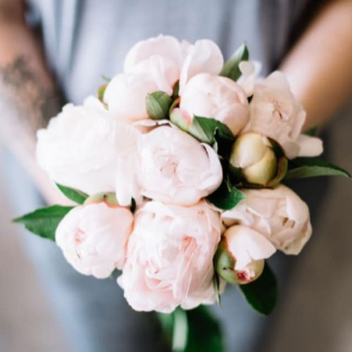 Simply Peonies by Kate Mell Flowers