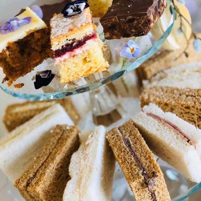 Delicious Harts Coffee House & Deli Afternoon Tea