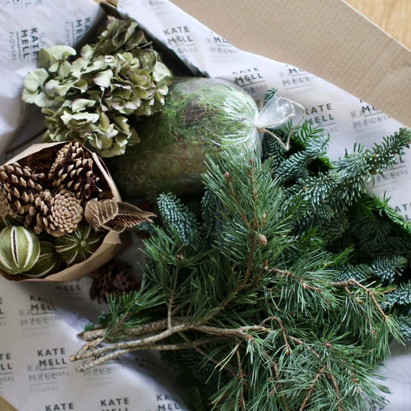 Boxed Wreath kit