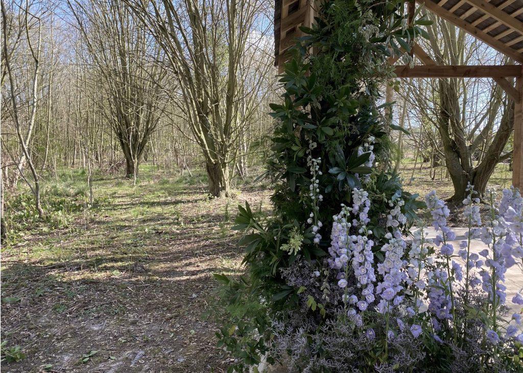Woodland Wedding Flowers